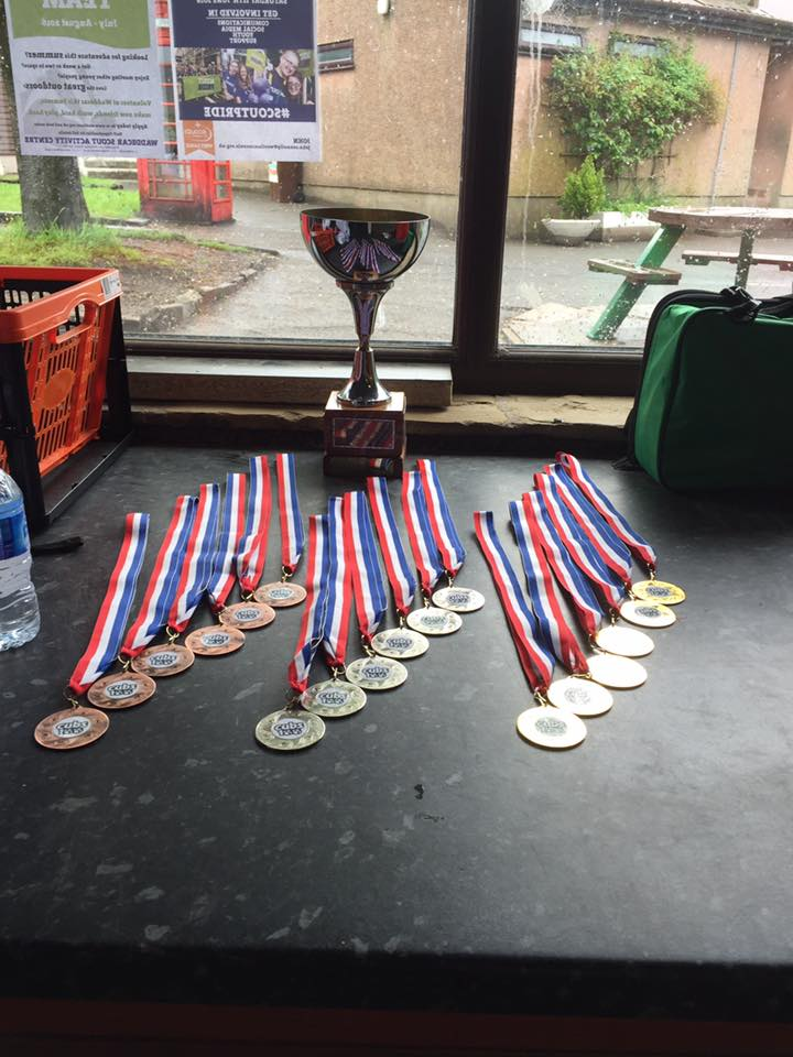 County Challenge 2016